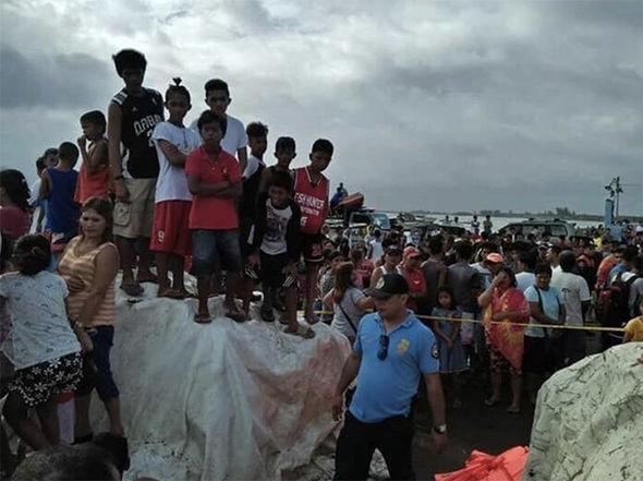 Lật phà chở 251 hành khách tại Philippines, 4 người được cho thiệt mạng - Ảnh 1.