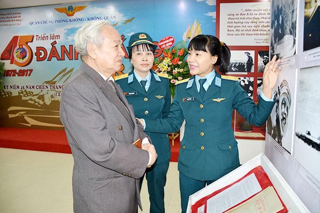 """Phi công Vũ Xuân Thiều: """"Với B-52, tất cả đã sẵn sàng quyết chiến"""" - Ảnh 1."""