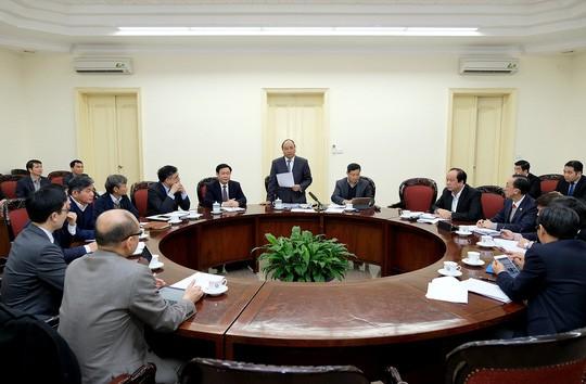 Thủ tướng làm việc Tổ tư vấn, chuyên gia đề nghị quản lý tiền ảo Bitcoin - Ảnh 1.