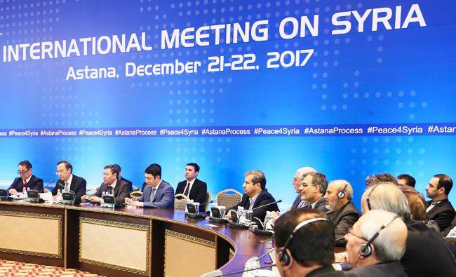 Nga bị phản ứng gay gắt vì tuyên bố đuổi thẳng các phe đòi Assad ra đi tại hòa đàm Syria - Ảnh 1.