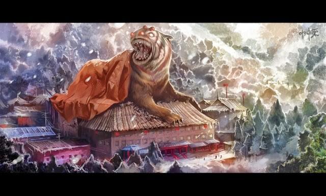 Quái thú Nian - Nỗi ám ảnh đáng sợ mỗi dịp năm mới gần kề của Trung Quốc - Ảnh 3.