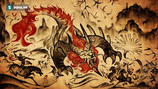 Quái thú Nian - Nỗi ám ảnh đáng sợ mỗi dịp năm mới gần kề của Trung Quốc - Ảnh 1.