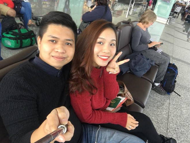Nhật ký tuần vỡ mật đầy bão táp của đôi vợ chồng son: Sang Thái Lan du hí thì phát hiện quên ví, suýt phải trải áo xin tiền giữa Bangkok - Ảnh 1.