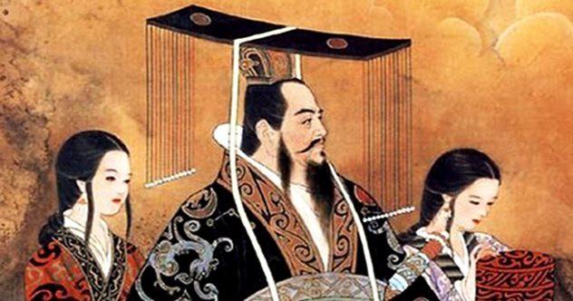 Phát hiện mật thư tiết lộ nỗi ám ảnh lớn nhất của Tần Thủy Hoàng - Ảnh 5.