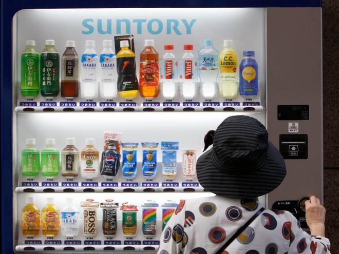 Máy bán hàng tự động tại Nhật Bản hé lộ cho chúng ta biết rất nhiều về đất nước và văn hóa con người tại nơi đây - Ảnh 1.
