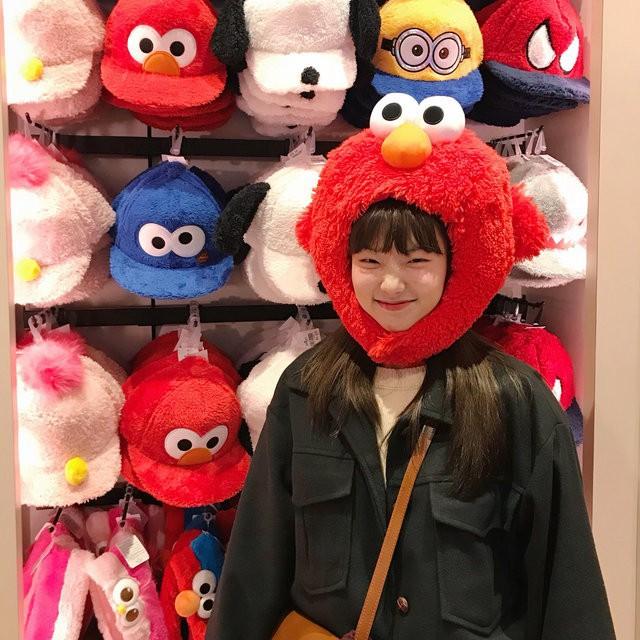 Cô bạn Hàn Quốc xinh xắn chứng minh mắt một mí vẫn thừa dễ thương! - Ảnh 2.