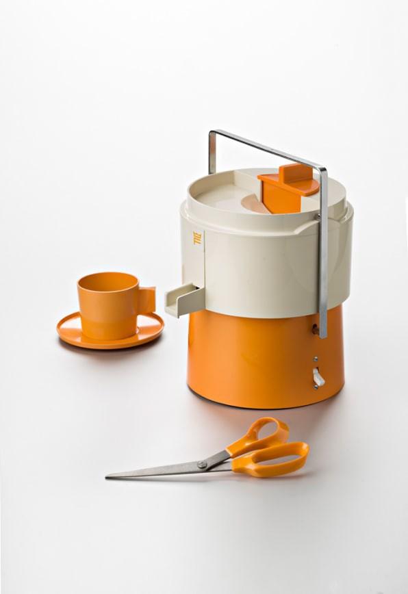 Hành trình làm nên lịch sử thiết kế của một chiếc kéo màu cam - Ảnh 2.