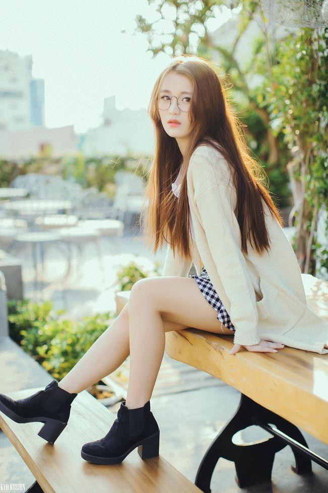 Những hình ảnh xinh đẹp của cô bạn Hàn Quốc 16 tuổi vừa gây bão ở Giọng hát Việt - Ảnh 12.