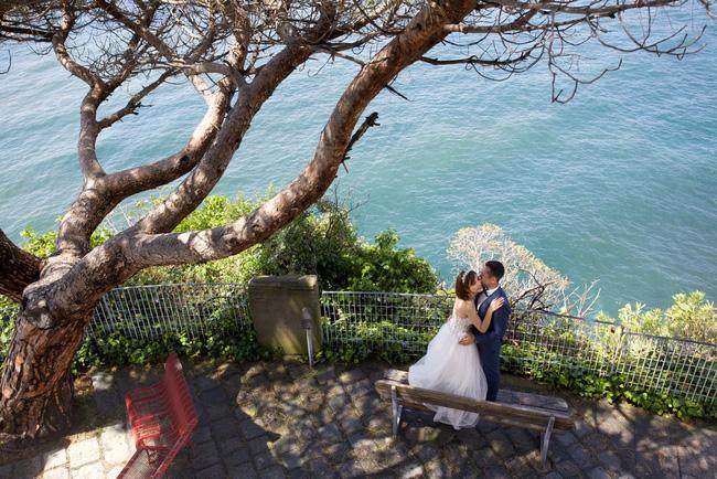 Tú Linh M.U khoe ảnh cưới cực hạnh phúc và lãng mạn được chụp ở 3 nước - Ảnh 11.