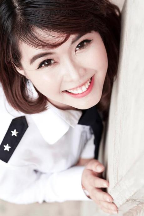 Cử nhân Học viện Hàng không Việt Nam đăng quang người đẹp châu Á - Ảnh 11.