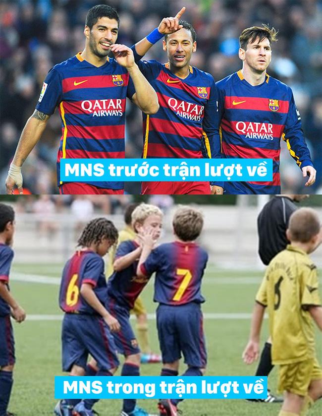 Ảnh chế: Neymar được đàn anh an ủi bằng ca khúc Vầng trăng cô đơn - Ảnh 11.