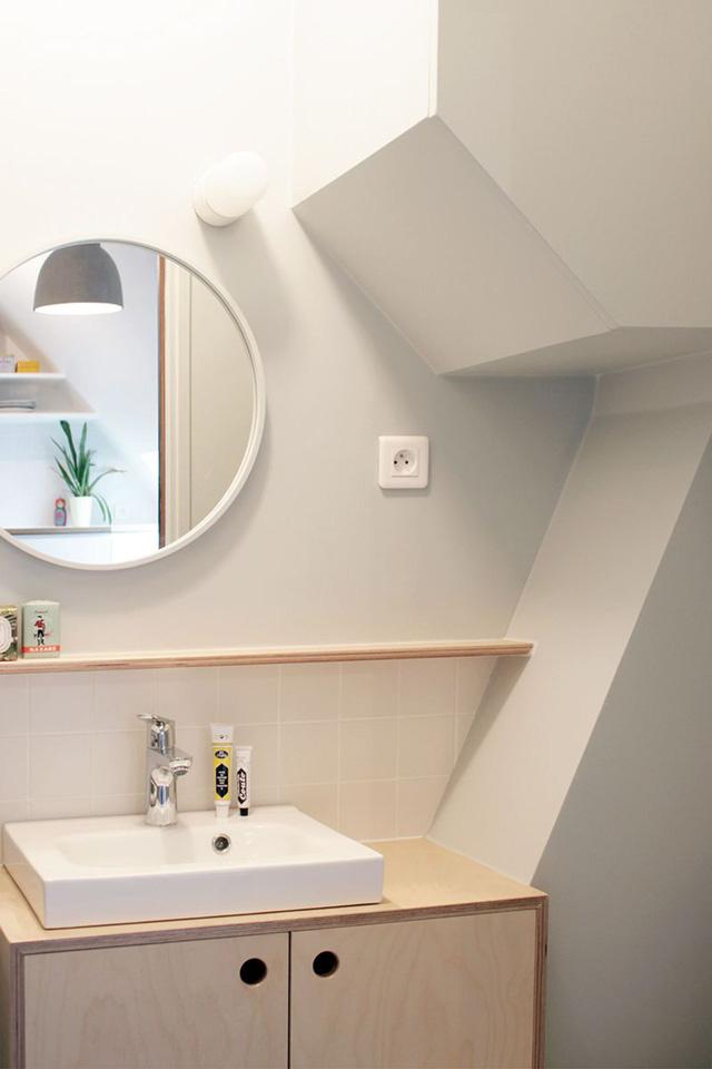 Thiết kế nội thất của căn nhà nhỏ 15m2 khiến ai cũng ao ước - Ảnh 11.