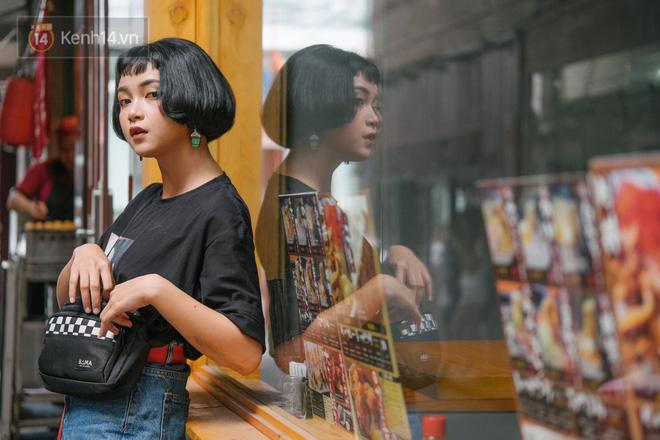 Mai Kỳ Hân - nàng mẫu lookbook mới của Sài Gòn với gương mặt đúng chuẩn búp bê - Ảnh 12.