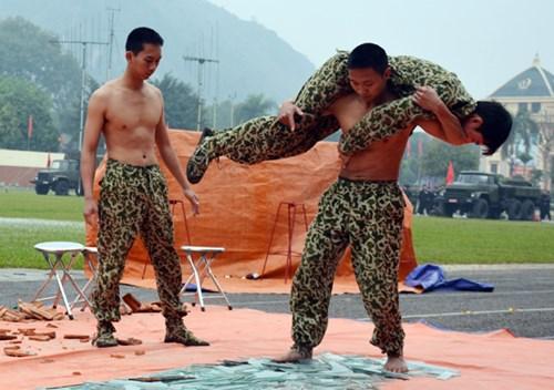 Đặc công Việt Bắc võ nghệ cao cường - Ảnh 11.