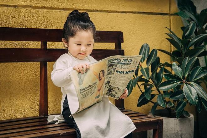 Đây chính là cô Ba Sài Gòn phiên bản 2,5 tuổi cưng hết sảy khiến dân mạng phát cuồng - Ảnh 11.