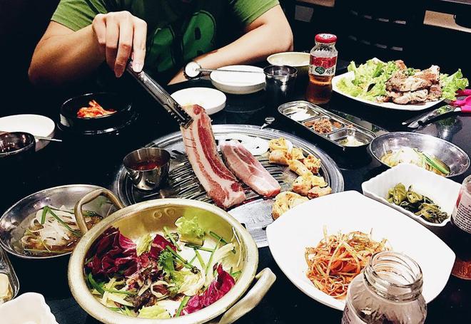 4 địa chỉ nướng Hàn Quốc ở Hà Nội mà các tín đồ ăn uống nhất định nên thử 1 lần - Ảnh 11.