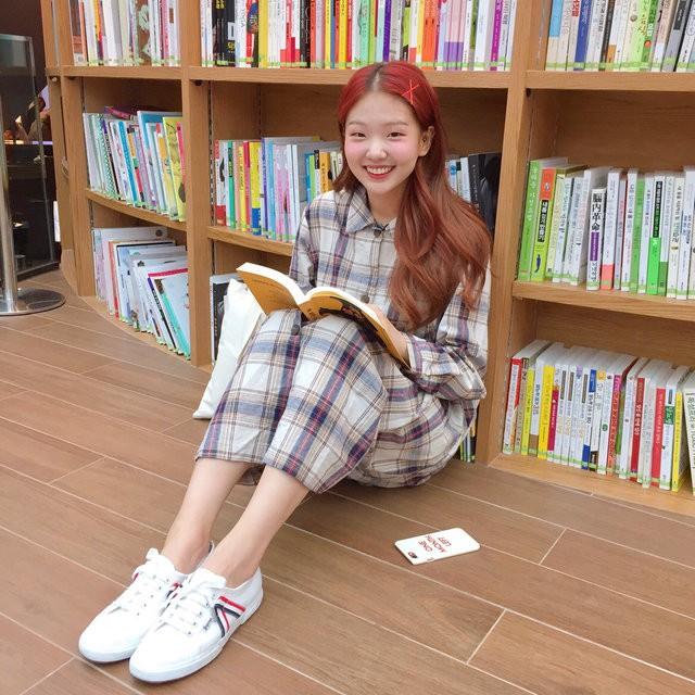 Cô bạn Hàn Quốc xinh xắn chứng minh mắt một mí vẫn thừa dễ thương! - Ảnh 11.