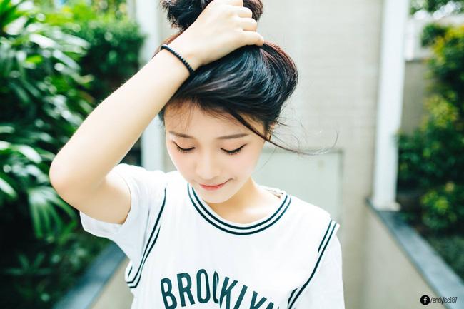 Những hình ảnh xinh đẹp của cô bạn Hàn Quốc 16 tuổi vừa gây bão ở Giọng hát Việt - Ảnh 13.