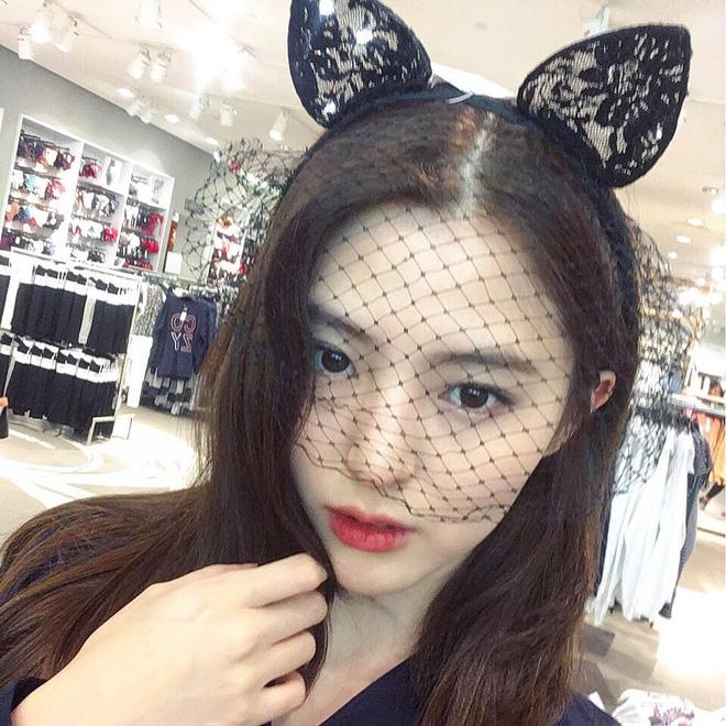 Vẻ ngoài vừa ngọt ngào, vừa cá tính của cô bạn Hàn Quốc từng góp mặt trong MV Tell Me What To Do (SHINee) - Ảnh 13.