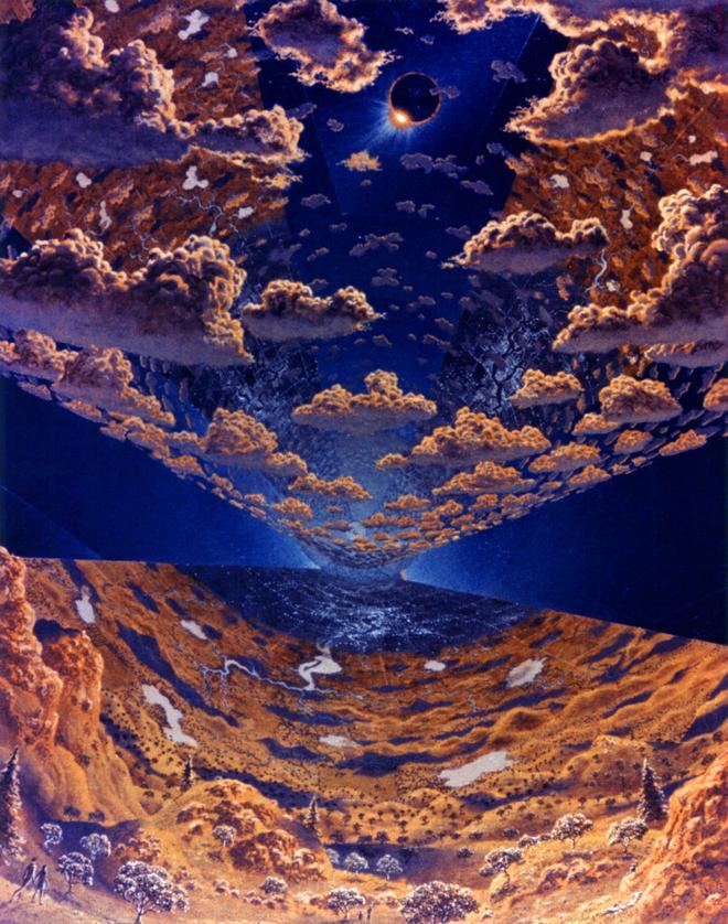 NASA đã từng có ý tưởng xây dựng thành phố ngoài vũ trụ như trong bộ phim Interstellar - Ảnh 12.