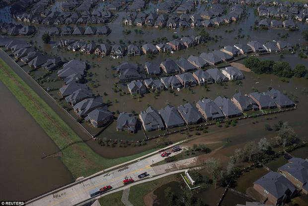 38 người chết và 48.700 ngôi nhà bị phá hủy sau cơn bão Harvey: Đây có thể chưa phải là thống kê thiệt hại cuối cùng - Ảnh 12.