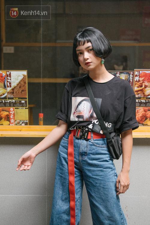 Mai Kỳ Hân - nàng mẫu lookbook mới của Sài Gòn với gương mặt đúng chuẩn búp bê - Ảnh 13.