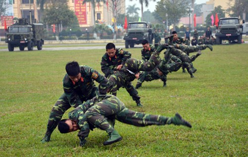 Đặc công Việt Bắc võ nghệ cao cường - Ảnh 12.