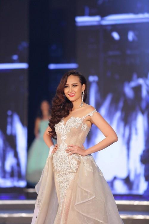HOT: Khánh Ngân đăng quang Hoa hậu Hoàn cầu 2017 - Ảnh 12.
