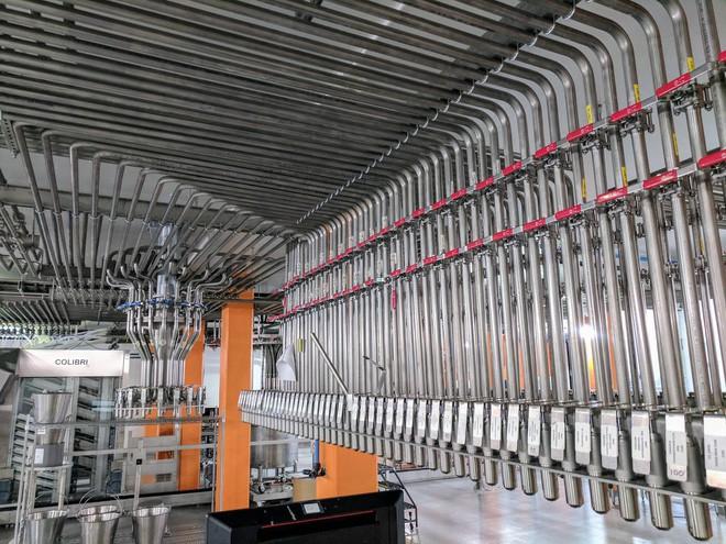 Ngắm 14 đường ống được lắp đặt chuẩn như xếp lốp - Ảnh 12.