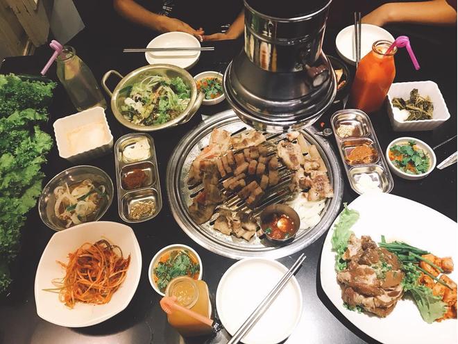 4 địa chỉ nướng Hàn Quốc ở Hà Nội mà các tín đồ ăn uống nhất định nên thử 1 lần - Ảnh 12.