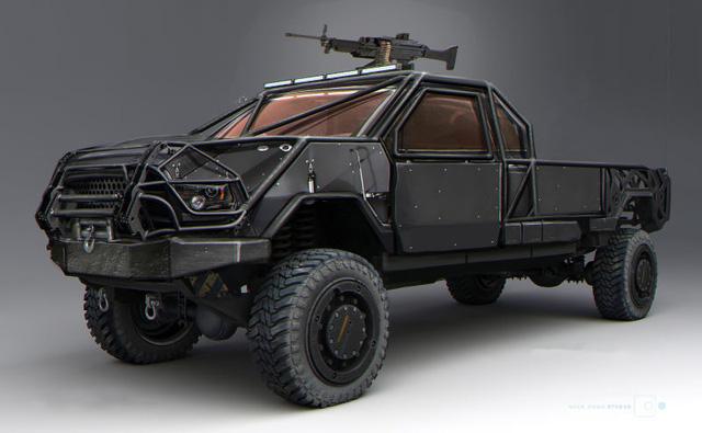 Những điều chưa ai kể về dàn xe ô tô trong Logan - một trong những bí quyết thành công của bộ phim bom tấn này - Ảnh 12.