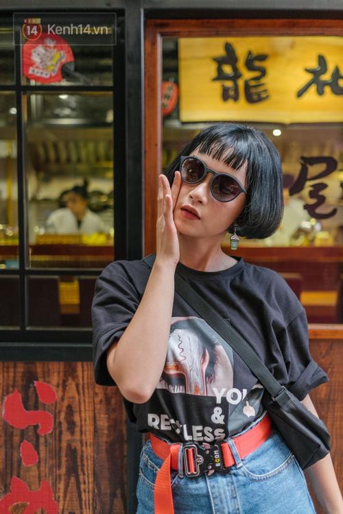 Mai Kỳ Hân - nàng mẫu lookbook mới của Sài Gòn với gương mặt đúng chuẩn búp bê - Ảnh 14.