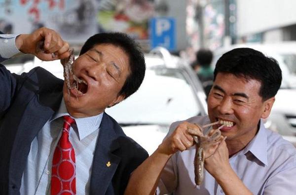 4 món đặc sản châu Á phải ăn sống, nuốt tươi, Việt Nam cũng góp mặt 1 món - Ảnh 13.