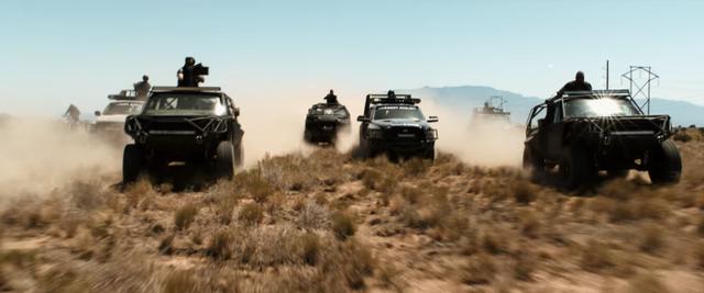 Những điều chưa ai kể về dàn xe ô tô trong Logan - một trong những bí quyết thành công của bộ phim bom tấn này - Ảnh 13.