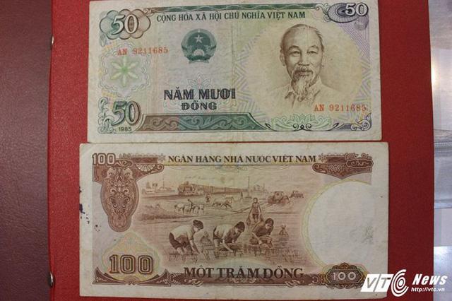 Bộ sưu tập tiền cổ giá bạc tỷ ở Hà Nội - Ảnh 14.