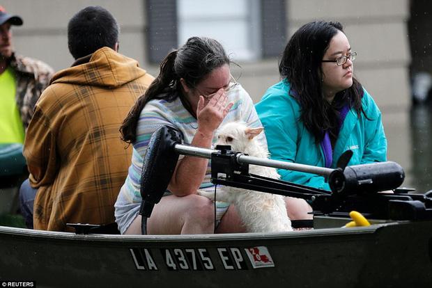 38 người chết và 48.700 ngôi nhà bị phá hủy sau cơn bão Harvey: Đây có thể chưa phải là thống kê thiệt hại cuối cùng - Ảnh 14.