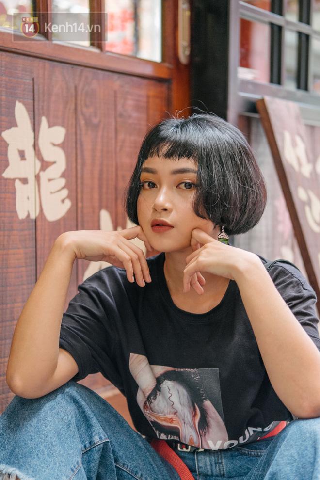 Mai Kỳ Hân - nàng mẫu lookbook mới của Sài Gòn với gương mặt đúng chuẩn búp bê - Ảnh 15.