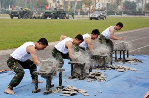 Đặc công Việt Bắc võ nghệ cao cường - Ảnh 14.