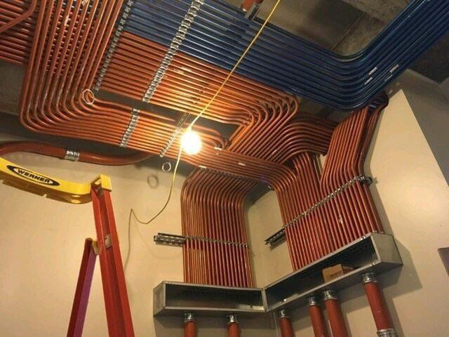 Ngắm 14 đường ống được lắp đặt chuẩn như xếp lốp - Ảnh 14.