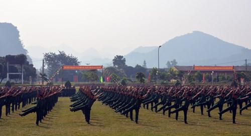 Đặc công Việt Bắc võ nghệ cao cường - Ảnh 15.