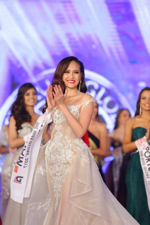 HOT: Khánh Ngân đăng quang Hoa hậu Hoàn cầu 2017 - Ảnh 15.