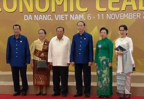 Áo tơ tằm Tổng thống Trump và lãnh đạo APEC mặc dự tiệc có gì đặc biệt - Ảnh 15.