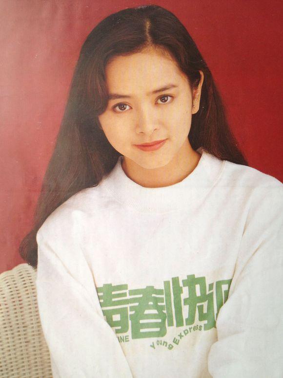 Nhan sắc của những mỹ nhân TVB thập niên 90: Chẳng cần photoshop vẫn đẹp đến nao lòng - Ảnh 16.