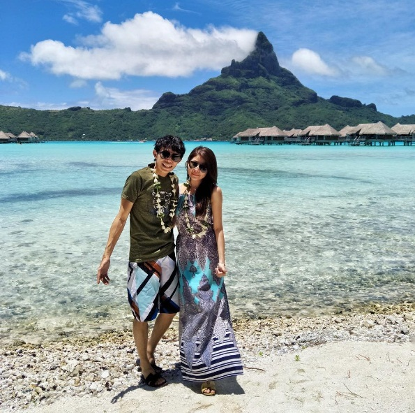 Vợ của đại gia Singapore: Từ ca sĩ phòng trà đến phu nhân bước ra từ đám cưới bạc tỉ ở Maldives - Ảnh 16.