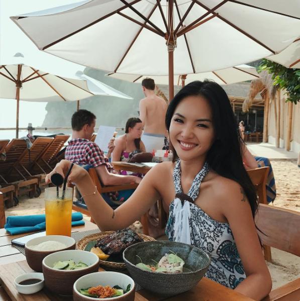 Ngắm cô gái Hàn Quốc nóng bỏng sinh ra để mặc bikini: Mùa hè muốn dài bao lâu cũng được! - Ảnh 16.