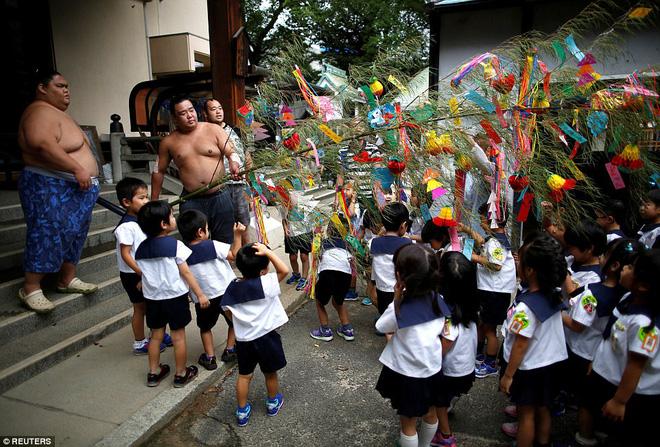 Vén màn cuộc sống của các đấu sĩ sumo tinh nhuệ tại Nhật Bản: Nạp 8.000 calo/ngày, phải thở bằng máy oxy khi ngủ - Ảnh 16.