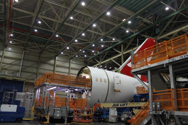 Dạo một vòng quanh nhà máy sản xuất máy bay lớn nhất của Boeing - Ảnh 16.