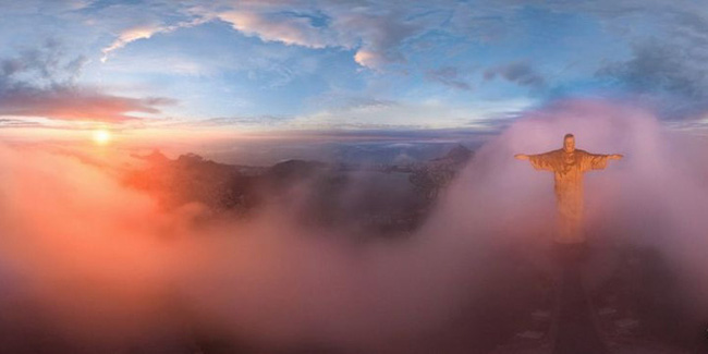 Chùm ảnh những địa danh đẹp nổi tiếng thế giới nhìn từ trên cao - Ảnh 17.