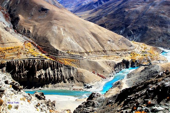 """Mùa thu ở Ladakh: Hành trình trải nghiệm của 1 phụ nữ Việt đến nơi đẹp tựa """"thiên đường ẩn giấu"""" ở Ấn Độ - Ảnh 17."""