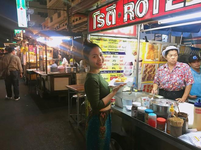 Nhật ký tuần vỡ mật đầy bão táp của đôi vợ chồng son: Sang Thái Lan du hí thì phát hiện quên ví, suýt phải trải áo xin tiền giữa Bangkok - Ảnh 17.